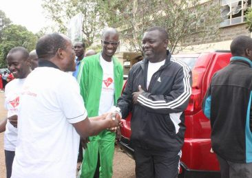 Kenya-maratona