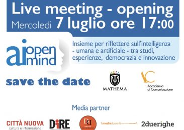 LIVE MEETING.OPENING AI OPEN MIND