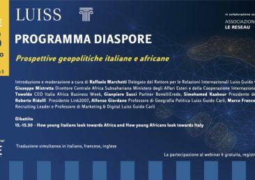 diaspore programma italiano