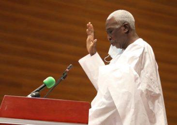 Mali presidente