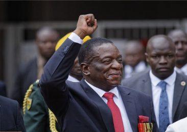 Presidente-Zimbabwe