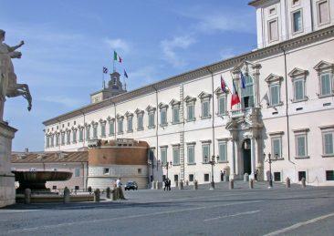 Roma-Palazzo-Quirinale