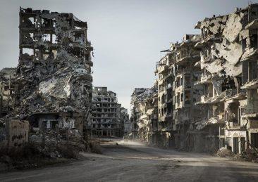 Siria-distruzione