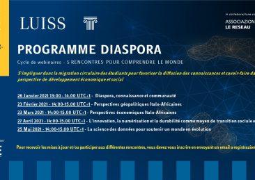 programma diaspora