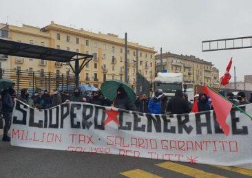 sciopero generale napoli