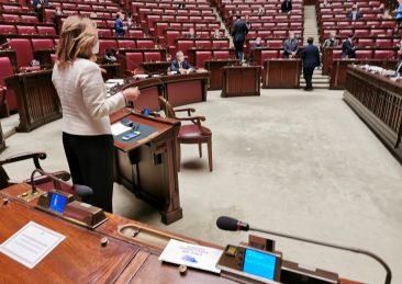sedia vuota parlamento_von der leyen