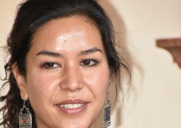 Zahra Ahmadi, attivista afghana per i diritti delle donne