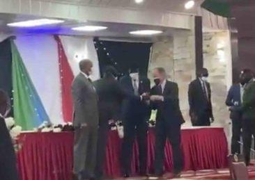 accordo sudan