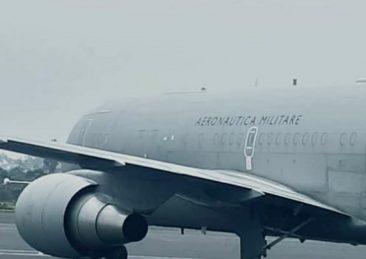 aereo aeronautica goma