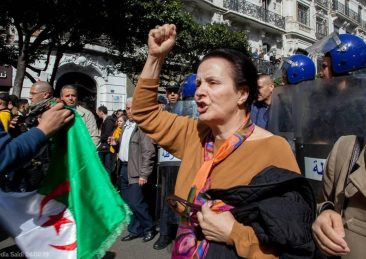 algeria-proteste