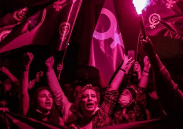arresti femministe turchia