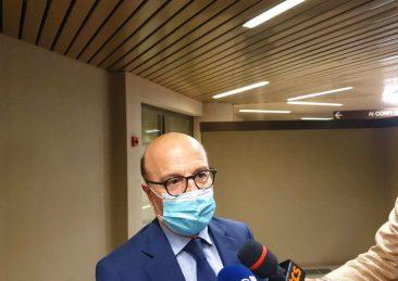 assessore alla Sanità della Region Sardegna Mario Nieddu