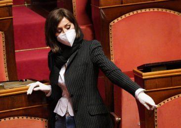 ANNA MARIA BERNINI FORZA ITALIA