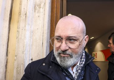 STEFANO BONACCINI GOVERNATORE EMILIA ROMAGNA