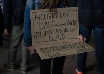 dad sciopero bologna