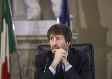 DARIO FRANCESCHINI MINISTRO