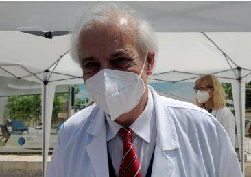 direttore scientifico dello IEO Roberto Orecchia