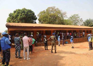 elezioni repubblica centrafricana
