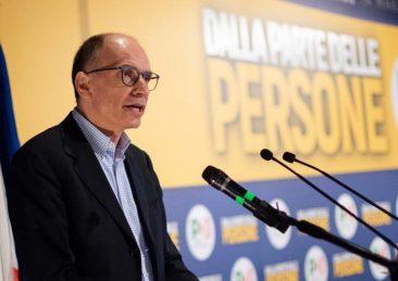 ENRICO LETTA NUOVO SEGRETARIO PARTITO DEMOCRATICO