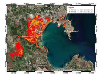 erosione coste sud