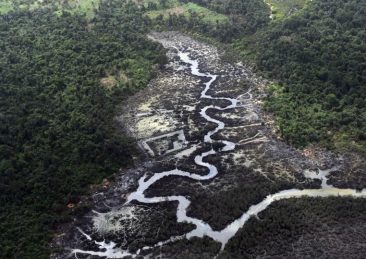 estrazione petrolio nigeria