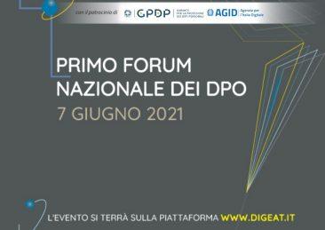 forum nazionale dei dpo