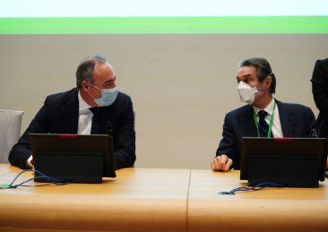 ATTILIO FONTANA PRESIDENTE REGIONE LOMBARDIAGIULIO GALLERA ASSESSORE