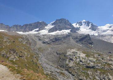 ghiacciaio gran paradiso