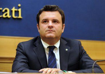 Conferenza stampa di Matteo Salvini