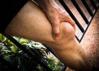 ginocchio gamba