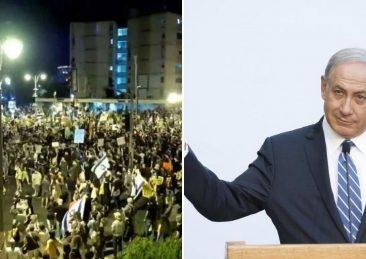 israele-proteste-netanyahu