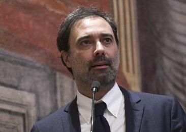 FRANCESCO LA FORGIA SEGRETARIO DI PRESIDENZA DEL SENATO