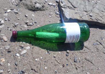 messaggio nella bottiglia