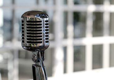 microfono musica cantante