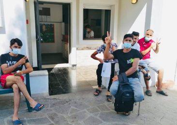 migranti asl roma 6