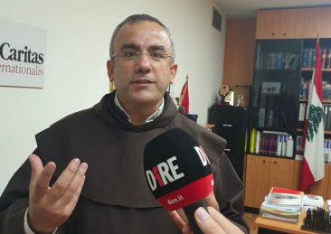 padre Michel Abboud sacerdote carmelitano e presidente della Caritas