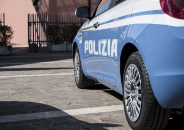 LA NUOVA GIULIETTA ALFA ROMEO DELLA POLIZIA STRADALE