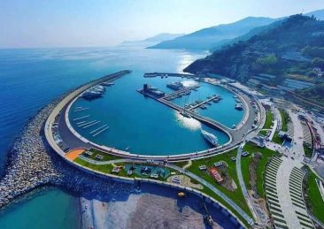 porto di Cala del Forte Ventimiglia