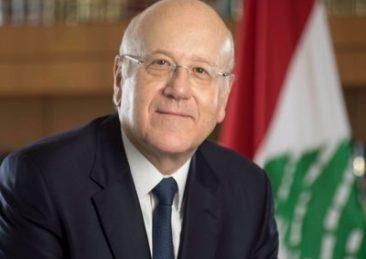 Najib Mikati libano