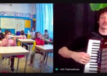progetto criticoni scuola teglia di genova