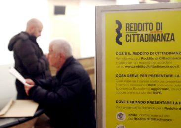 RICHIESTE REDDITO DI CITTADINANZA UFFICIO POSTALE CORDUSIO