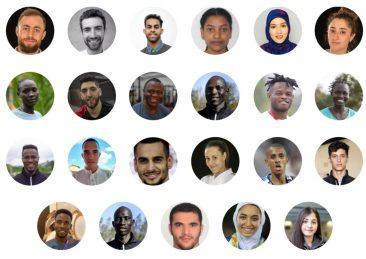 rifugiati olimpiadi