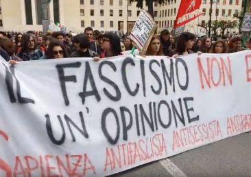 studenti-contro-fascismo