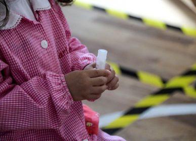 test-salivari-bambini