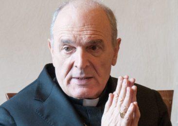 vescovo reggio emilia Massimo Camisasca