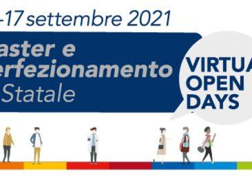 virtual open days statale milano