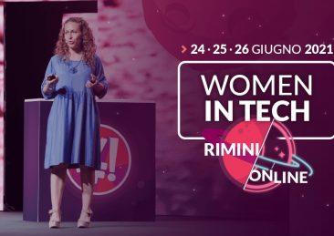 women in tech bologna rimini